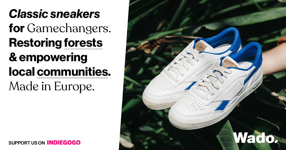 0e0287d3a538f Wado. Gamechanging Sneakers inspired by the 80s.