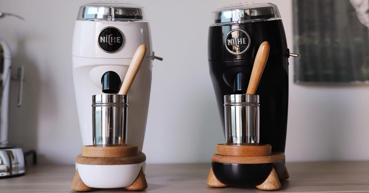 Niche Zero: The best conical burr coffee grinder.