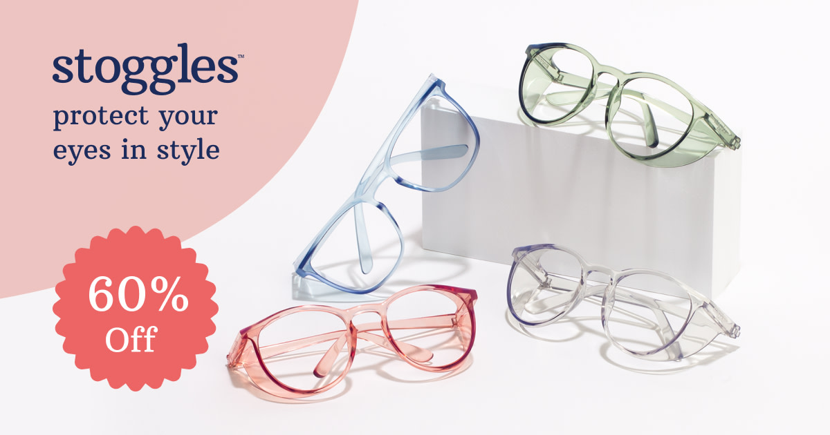 Stoggles : Stylish Protection For Your Eyes