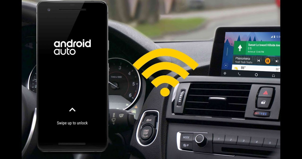 Car Android Auto
