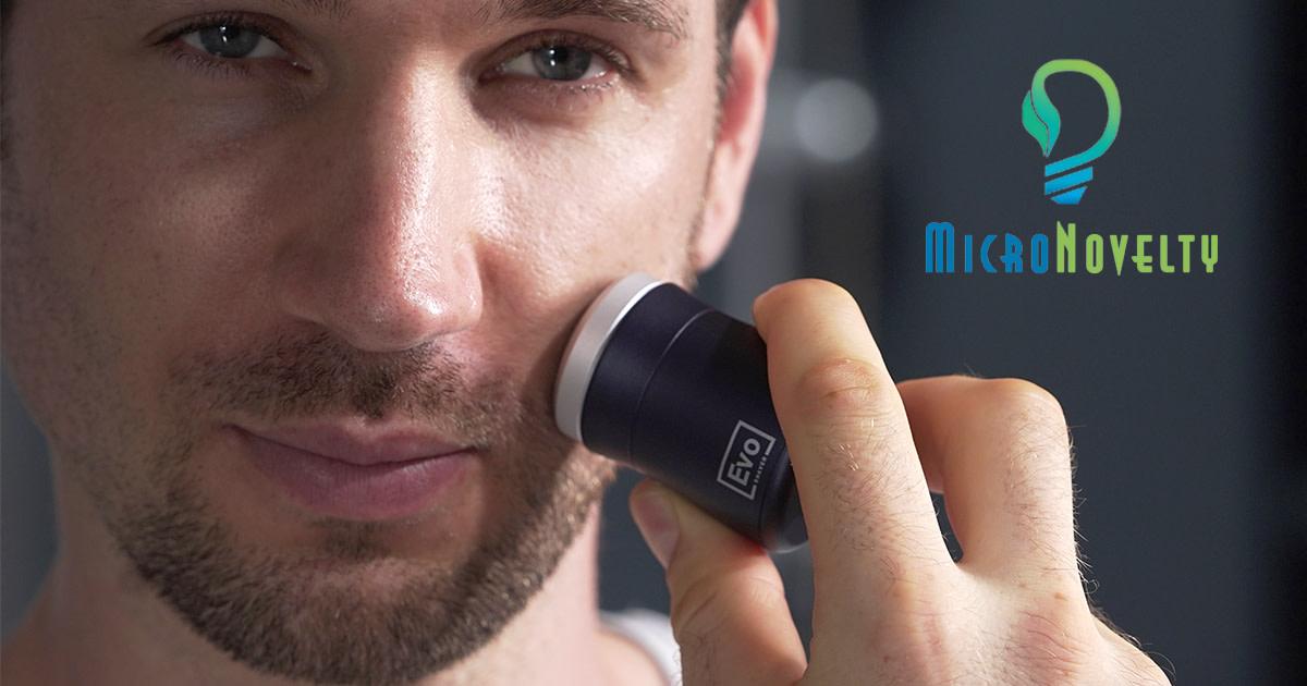 EVO SHAVER: World's Smallest Shaver Ever
