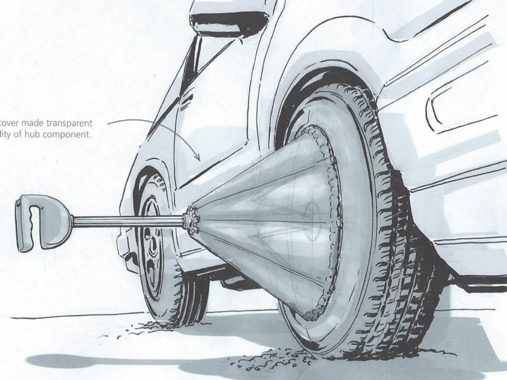The Rimtech Wheel Protector | Indiegogo