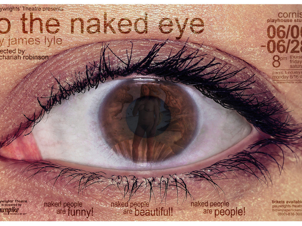 Naked eye i saw