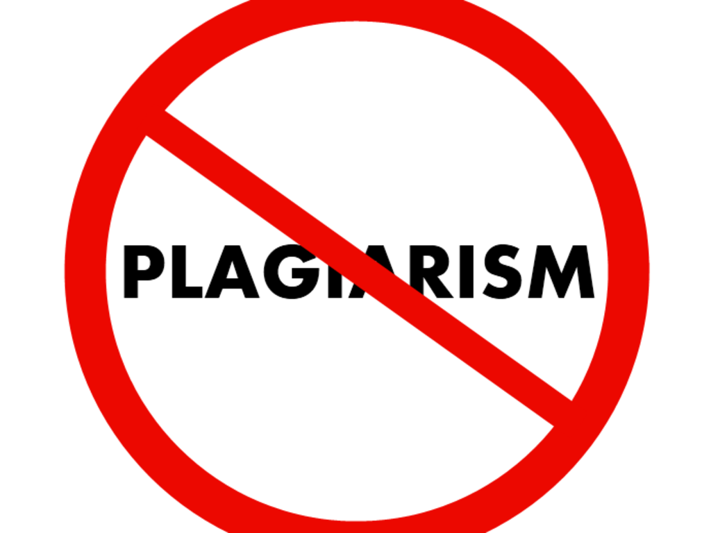 plaigarism 1 to reproduce or otherwise use (the words, ideas, or other work of another) as one's own or without attribution.