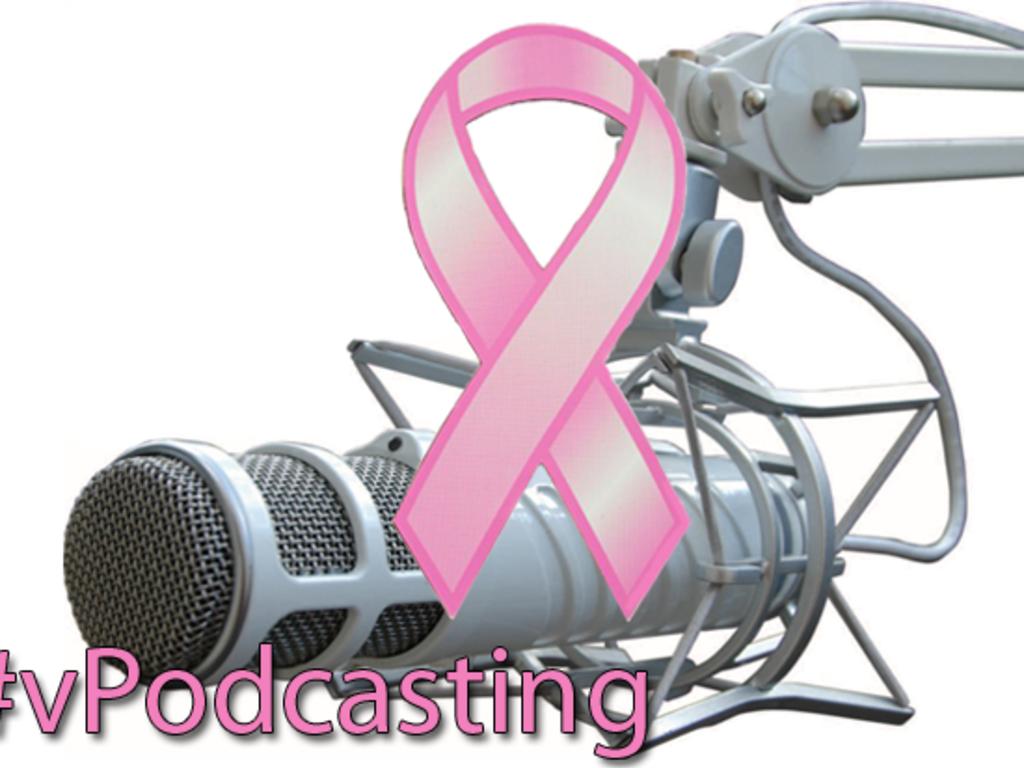 Podcasting for Cancer