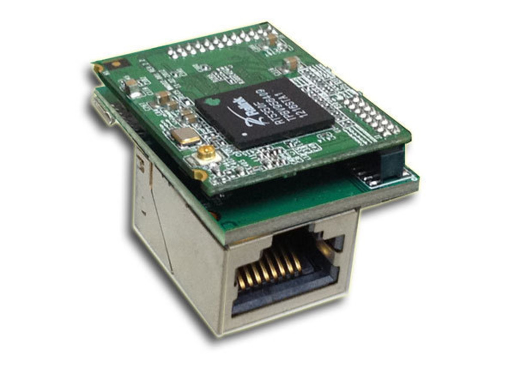 AsiaRF, Tiny Linux Computer with Wifi and Ethernet