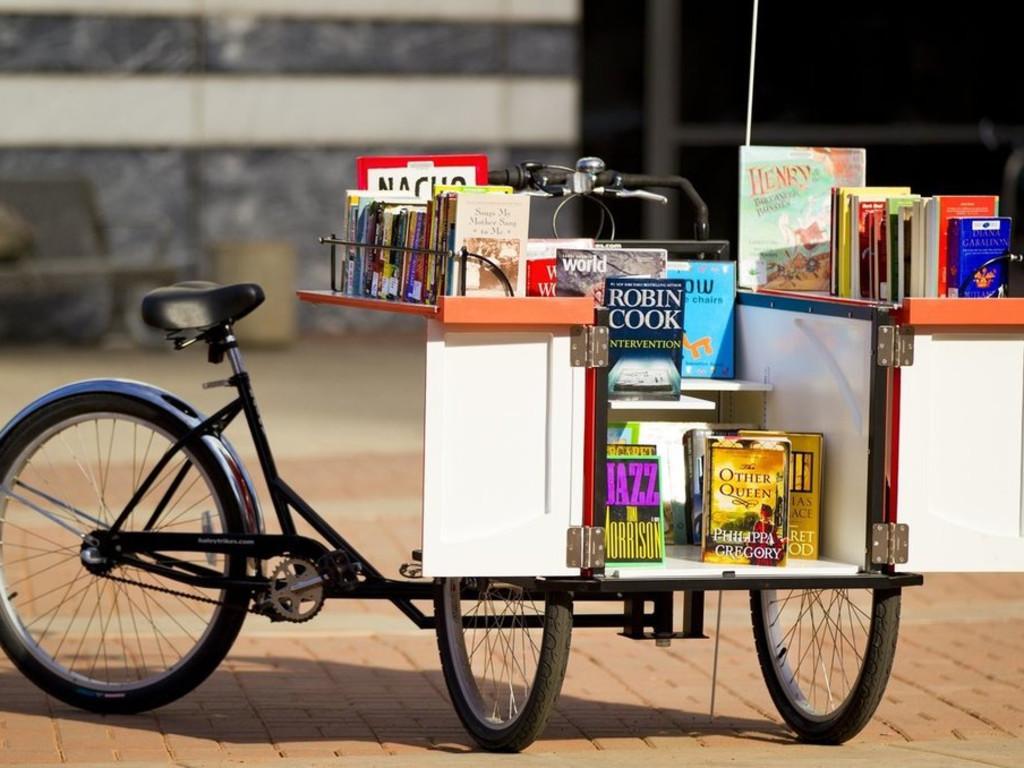 Fernie Book Bike