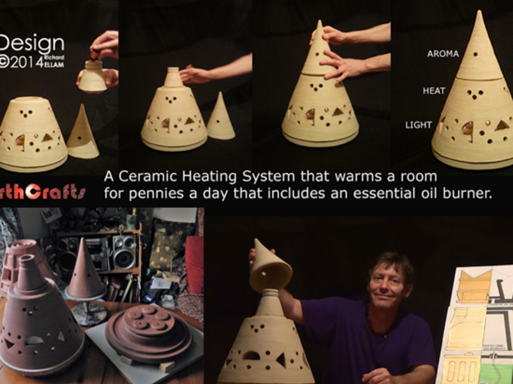 EarthCrafts Heating and Cooking Systems