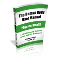 Instruction manual for the human body: a basic operator.