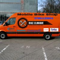 Bike Clinique: Mobile bicycle pro-shop London