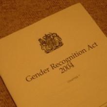 GENDER RECOGNITION ACT 2004 PDF