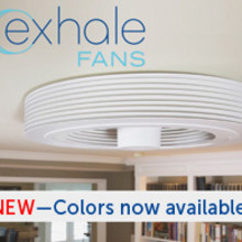 Tesla inspired bladeless ceiling fan indiegogo aloadofball Gallery