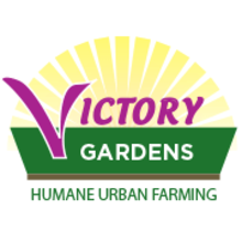 logo for Victory Gardens DC