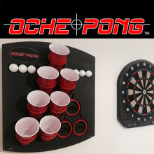 Oche Pong, Balls to the Wall Beer Pong