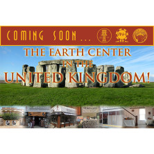 THE EARTH CENTER IS COMING TO THE U K ! | Indiegogo