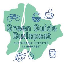 Green Guide Budapest Budapest Zold Terkepe Indiegogo