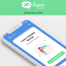 Fluent Forever App: THINK In Any New Language | Indiegogo