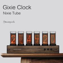 Gixie Clock:Most beautiful Nixie tube clock   Indiegogo