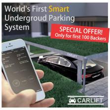Carlift Smart Car Parking System Indiegogo