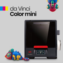 da Vinci Color mini - Full Color 3D Printer | Indiegogo