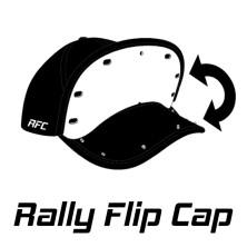 913652f457192 RALLY FLIP CAP  Double the bill