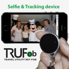 TRUFob Selfie & Tracking Device   Indiegogo