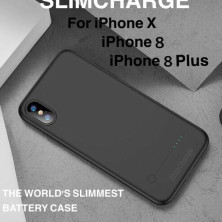 purchase cheap 2aa39 72106 SlimCharge-High capacity iPhone X Battery Case | Indiegogo
