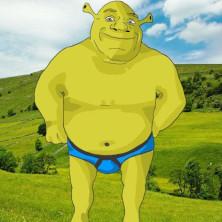 Naked Shrek