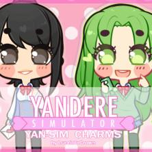 Yandere-Simulator Chibi Charms   Indiegogo