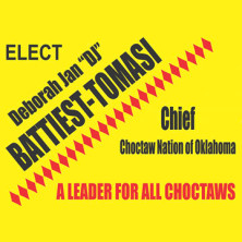 DJ FOR CHIEF OF THE CHOCTAW NATION OF OKLAHOMA | Indiegogo
