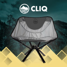 Fine Cliq Chair The Bottle Sized Portable Chair Indiegogo Lamtechconsult Wood Chair Design Ideas Lamtechconsultcom