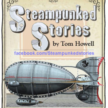 Image result for Steampunked Stories Tom Howell