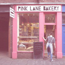 Pink Lane Bakery Is Expanding Indiegogo