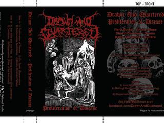 drawn and quartered proliferation of disease cd indiegogo