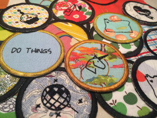 DIY Badges of AWESOME by Do-Things | Indiegogo