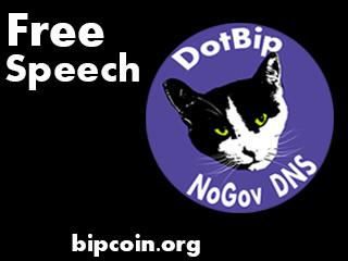 Dot-Bip: Censorship-Proof Domain Names Done Right | Indiegogo