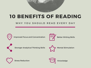 benefit of reading books