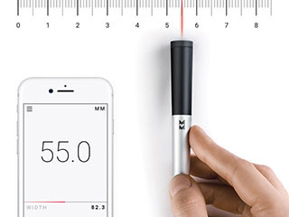01 >> 01 World S First Dimensioning Instrument Indiegogo