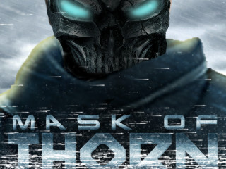 Image result for mask of thorn MJ Dixon