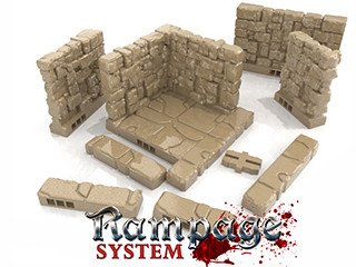 RAMPAGE - 3D Printable Scenery Building System | Indiegogo