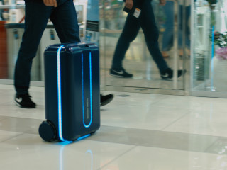 60e225741ea4 Travelmate  a Fully Autonomous Suitcase and Robot
