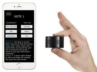 يعدنا Titan Note بطريقة ثوريّة لأخذ الملاحظات أثناء المحاضرات والاجتماعات المهمة.