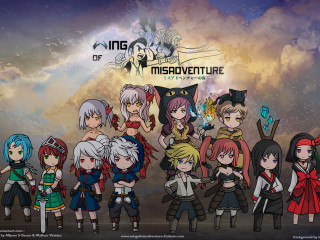 Wing of Misadventure - MMORPG On RPG Maker | Indiegogo