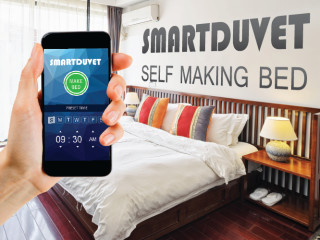 SMARTDUVET Doesnu0027t Replace Your Existing Bed Or Bedding, It Simply Makes  Them Better. Our Patent Pending Technology Uses A Simple Inflatable Sheet  Placed ...