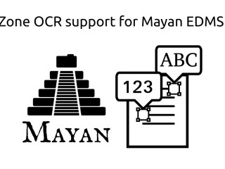 Zone OCR Support For Mayan EDMS Indiegogo - Oracle ocr invoice