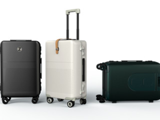 Ready: Good Looking Smart Carry-on | Indiegogo