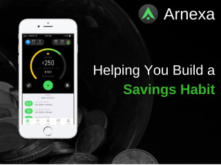 arnexa the smart savings goal tracker indiegogo