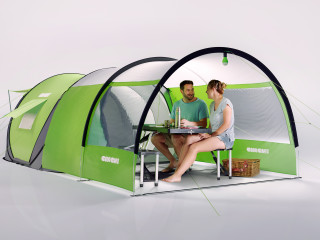 in we crowdfunded the ultimate popup tent and the response was amazing now weu0027re back with our next generation cinch u2013 and thanks to your feedback