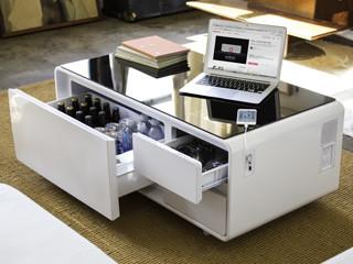 sobro - a cooler coffee table | indiegogo