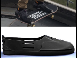 Houkie Skateboard Shoe Protector- Save